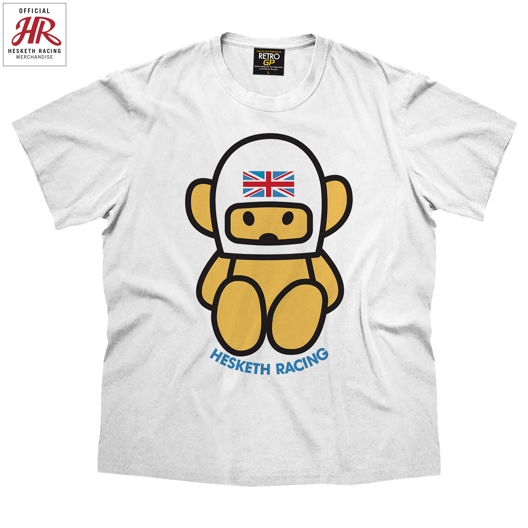 Product image for Hesketh Racing | Classic | T-Shirt