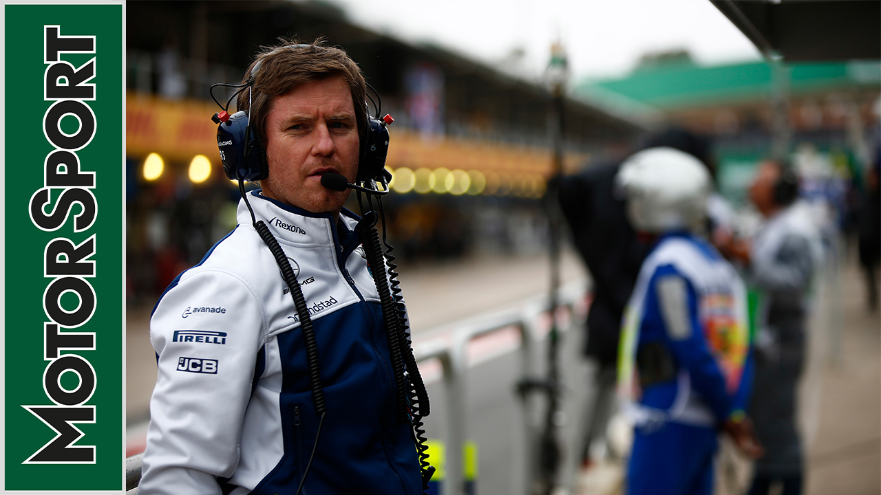 Podcast: Rob Smedley — working for Eddie Jordan; the Ferrari years & a 'baby' Alonso