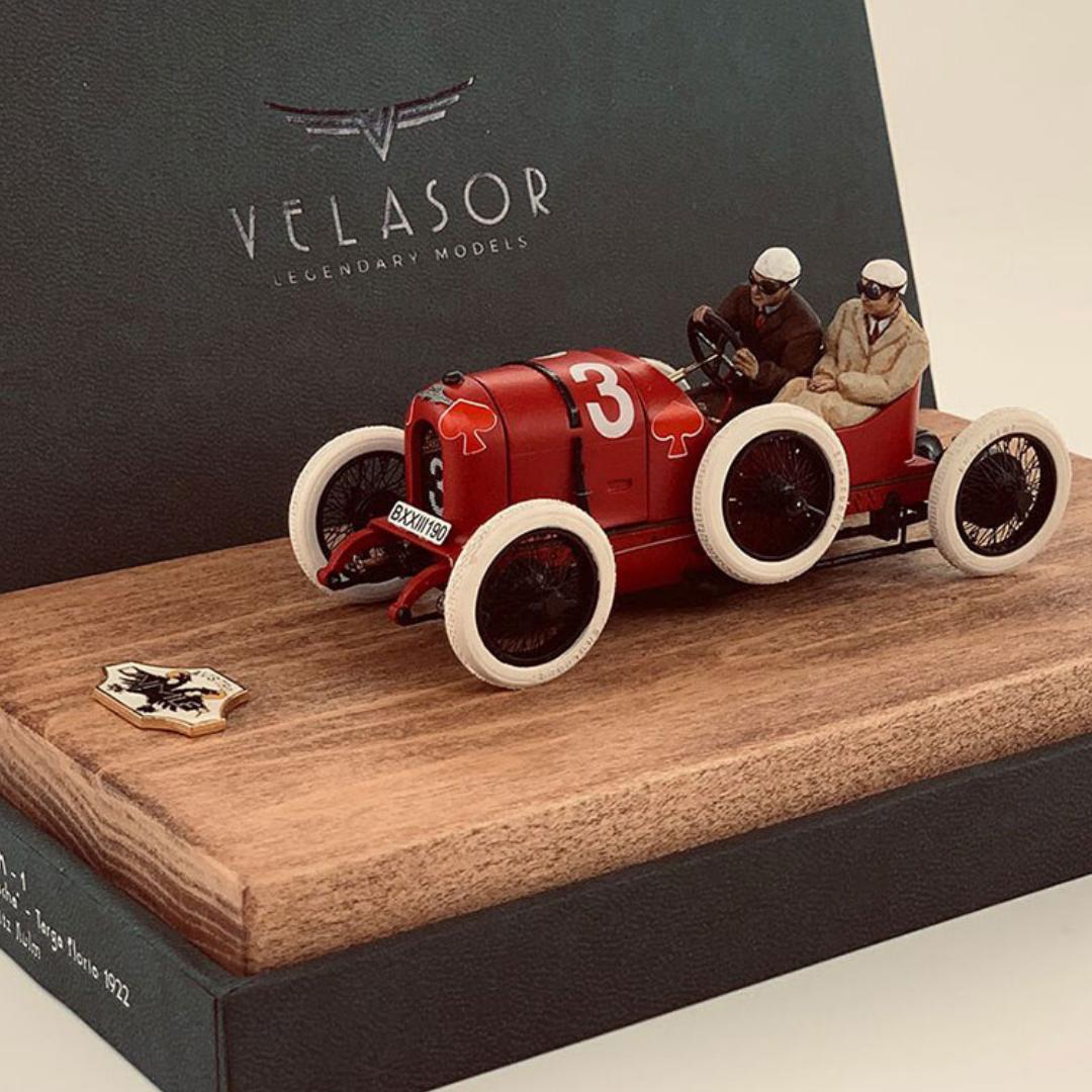 Product image for #3 Sascha  | Fritz Kulm - Austro-Daimler - 1922 | model | Velasor