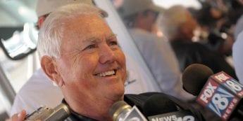 Moonshine runner turned NASCAR great, Junior Johnson, dies aged 88