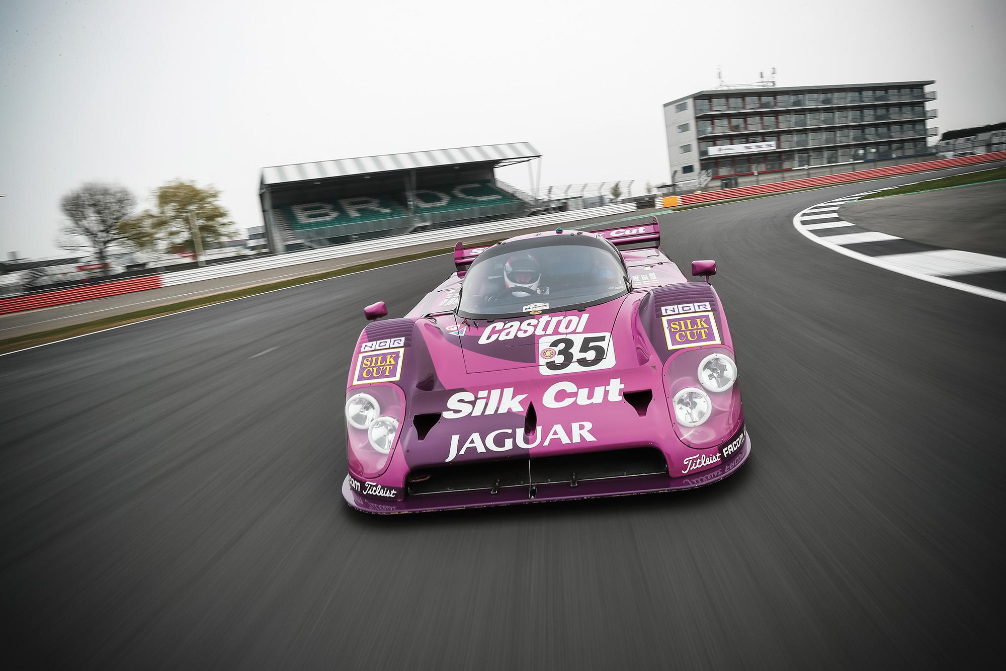 Brundles Jaguar