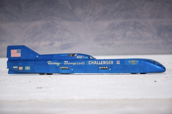 Land speed record-setting Challenger 2 sells for $561,000