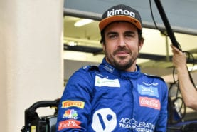 Alonso-McLaren partnership officially ends