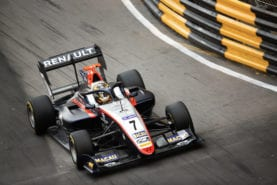 Hitech announced as 11th team on the 2020 F2 grid