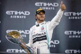 MPH: How long can Lewis Hamilton go on winning?