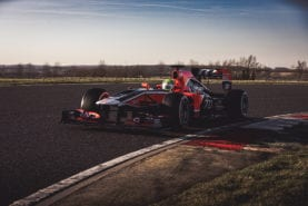 TDF-1: The track day F1 car for £1.5m