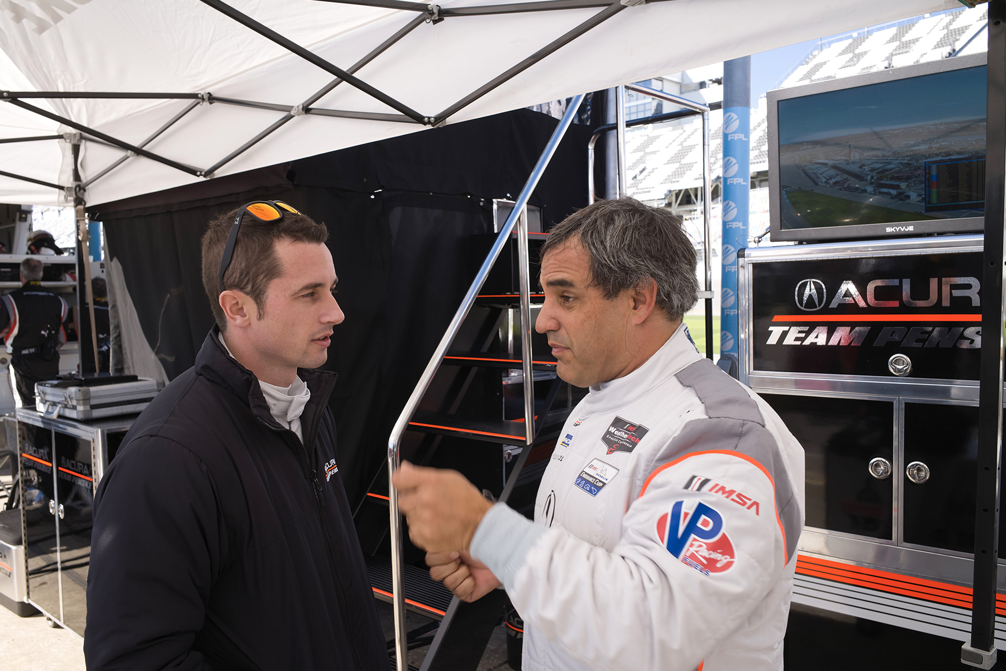 Montoya to beat Alonso to the triple crown in new Le Mans/Daytona car?