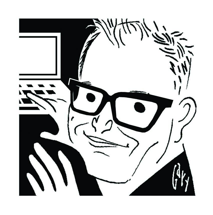 Editors cartoon