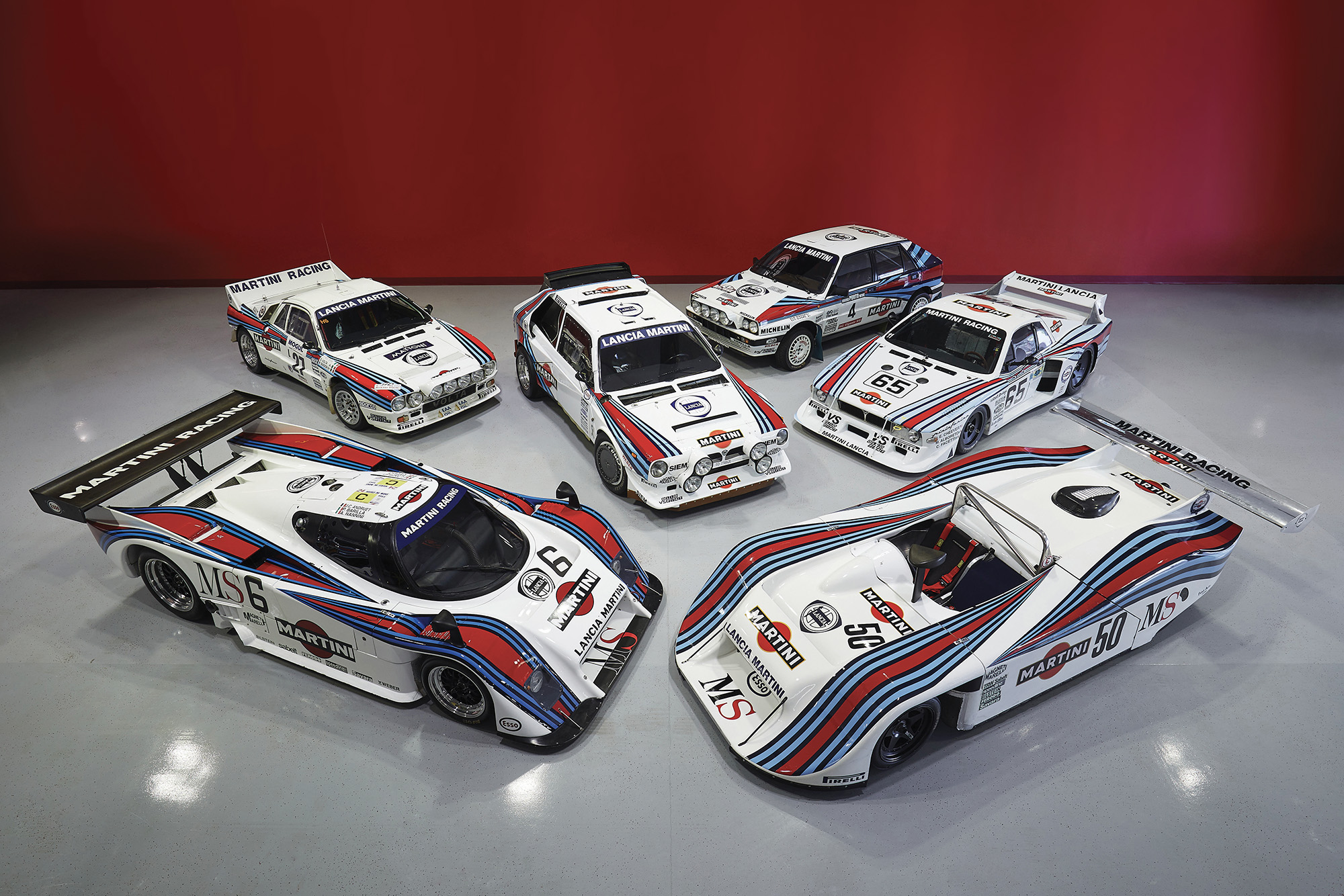 Martini Lancia's for sale