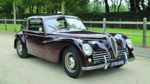 Alfa Romeo 6C2500