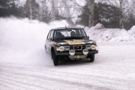 Front-wheel drive heroes, from Indy to the Ardennes