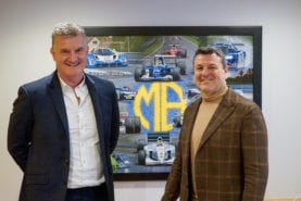 Blundell returns to BTCC in 2020 with sporting director role