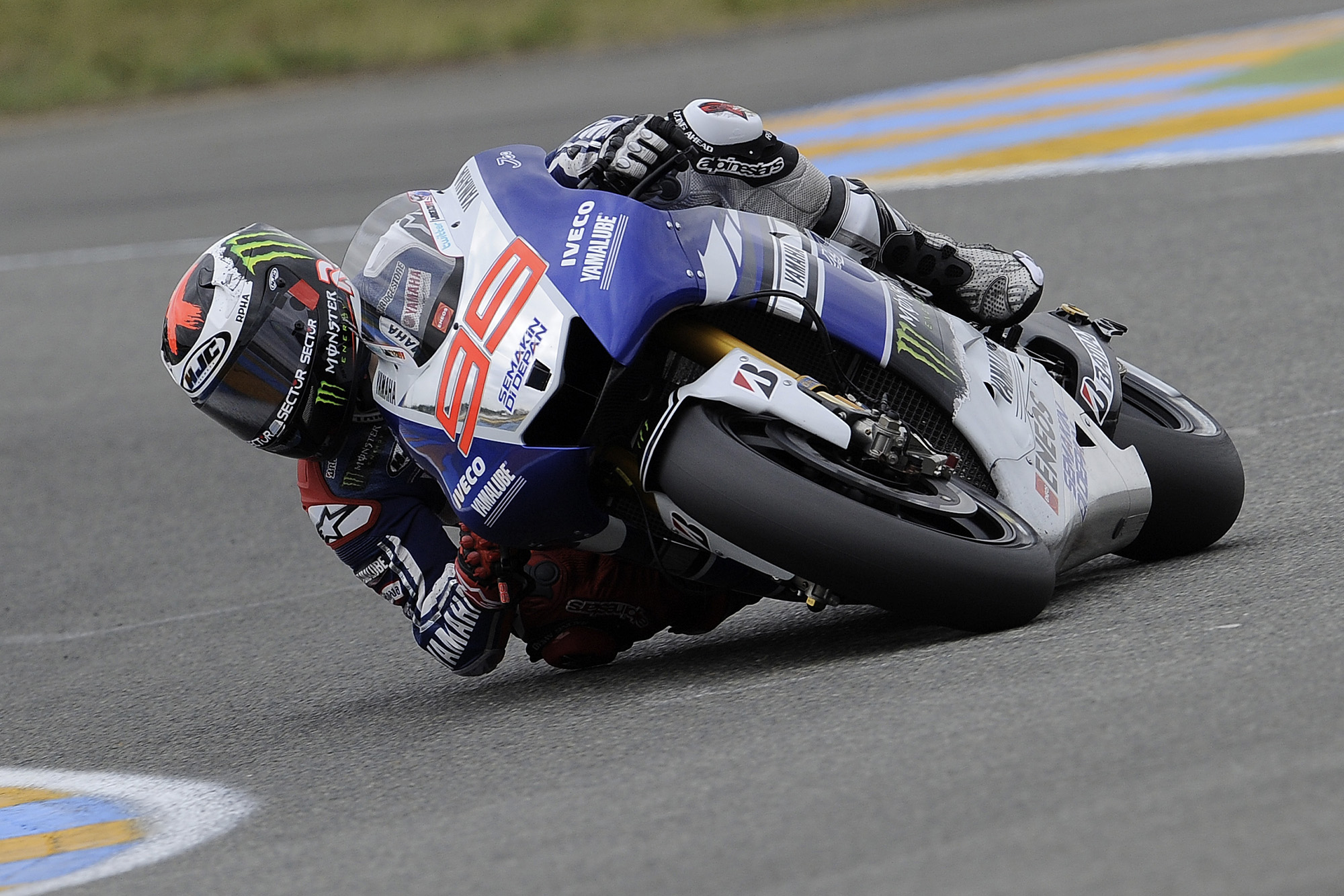 Jorge Lorenzo Yamaha 2015