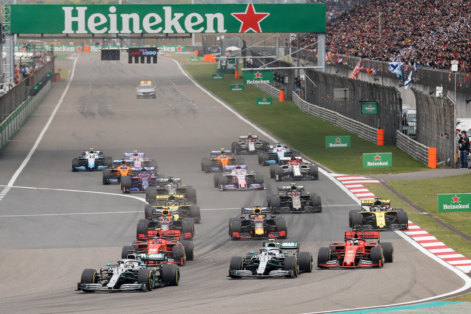2020 Chinese Grand Prix postponed amid coronavirus outbreak