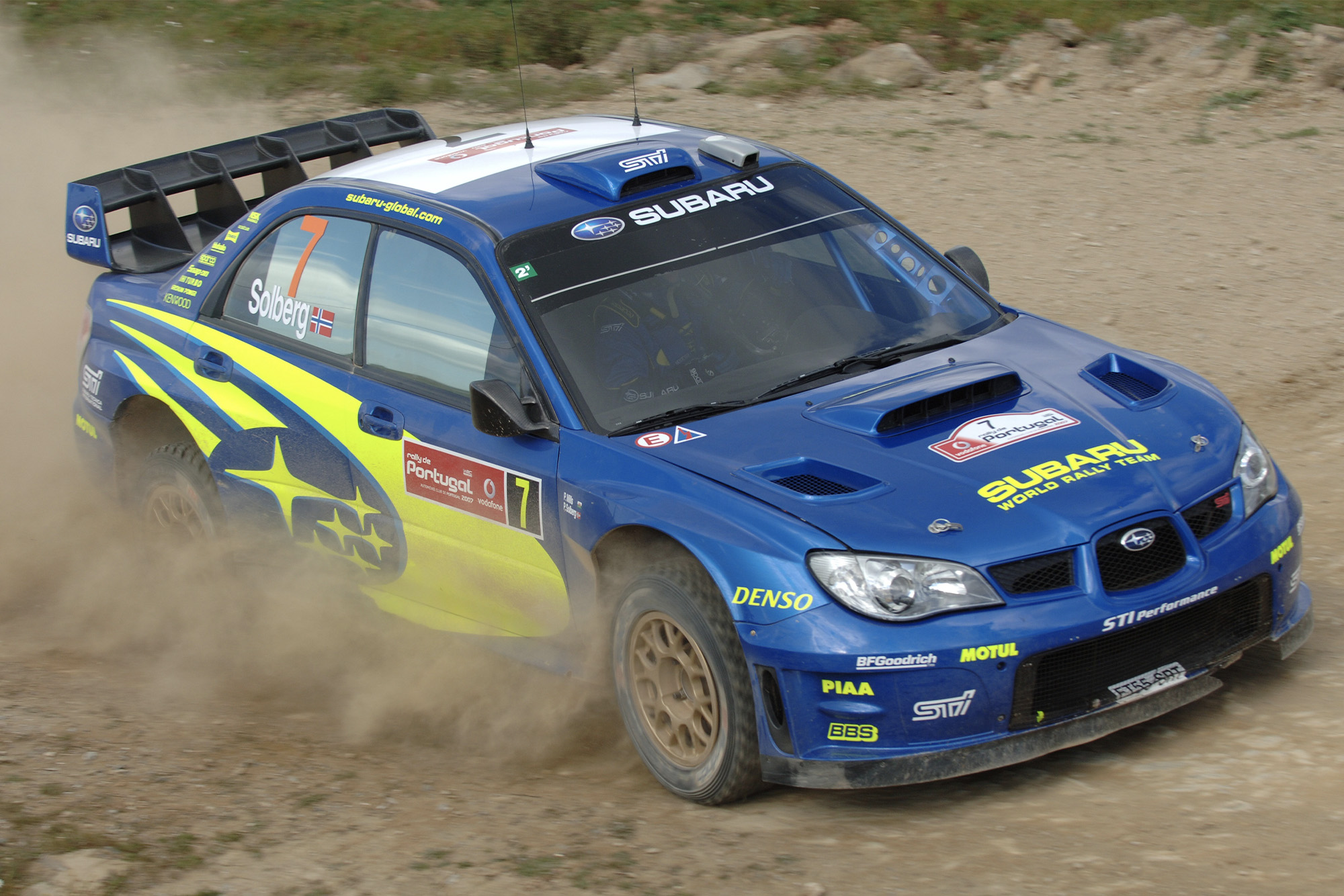 Race Retro to offer iconic rally cars at auction with RS200 and Impreza up for sale