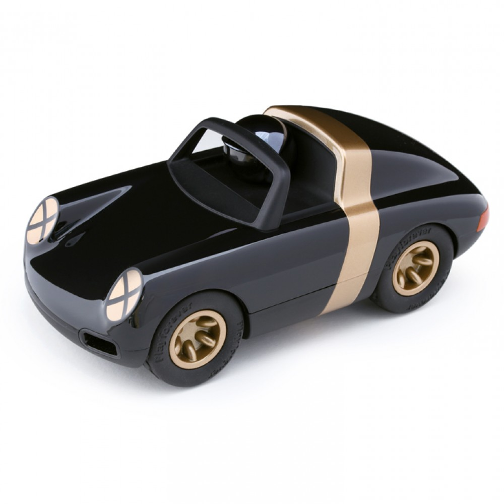 Product image for Luft - Sports Car | Black | Toy Model