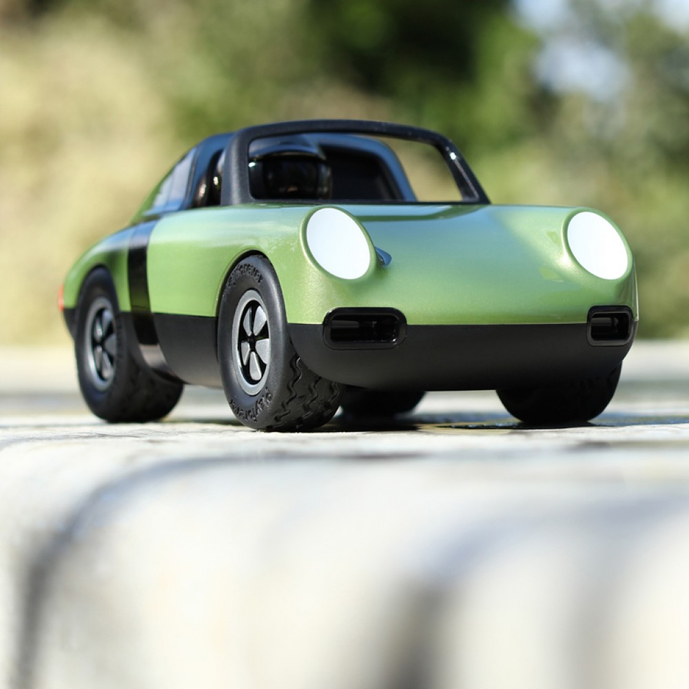 Product image for Luft - Sports Car | Green | Toy Model