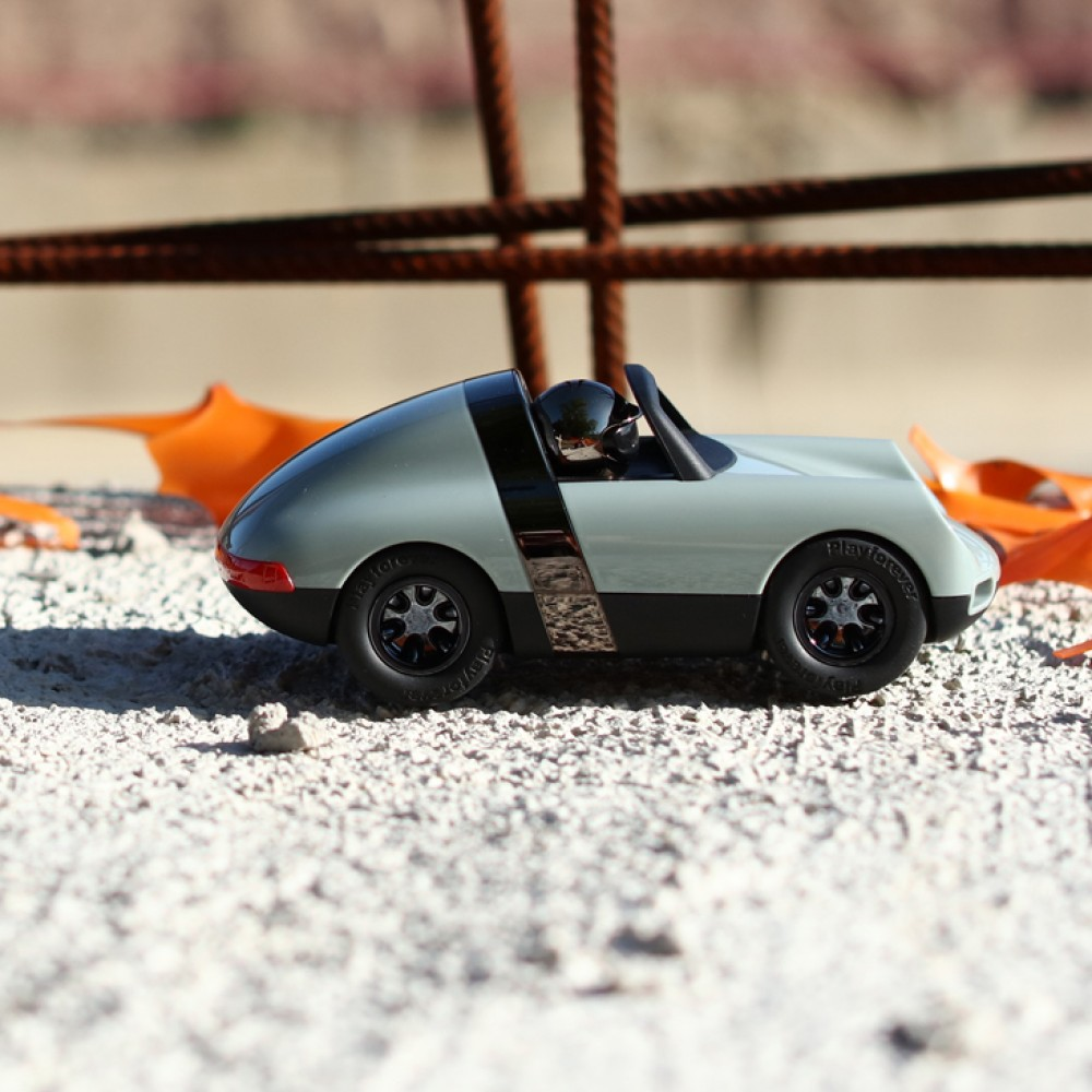 Product image for Luft - Sports Car | Grey | Toy Model