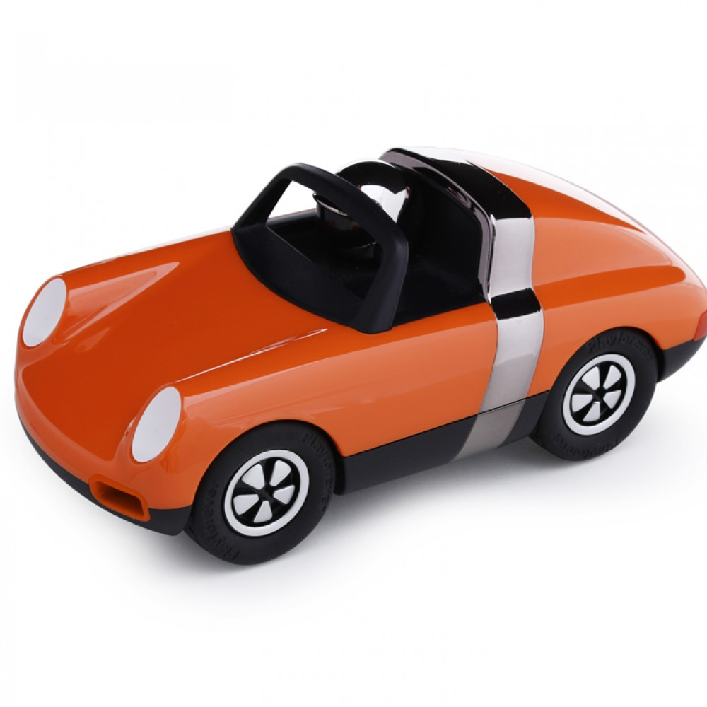 Product image for Luft - Sports Car | Orange | Toy Model