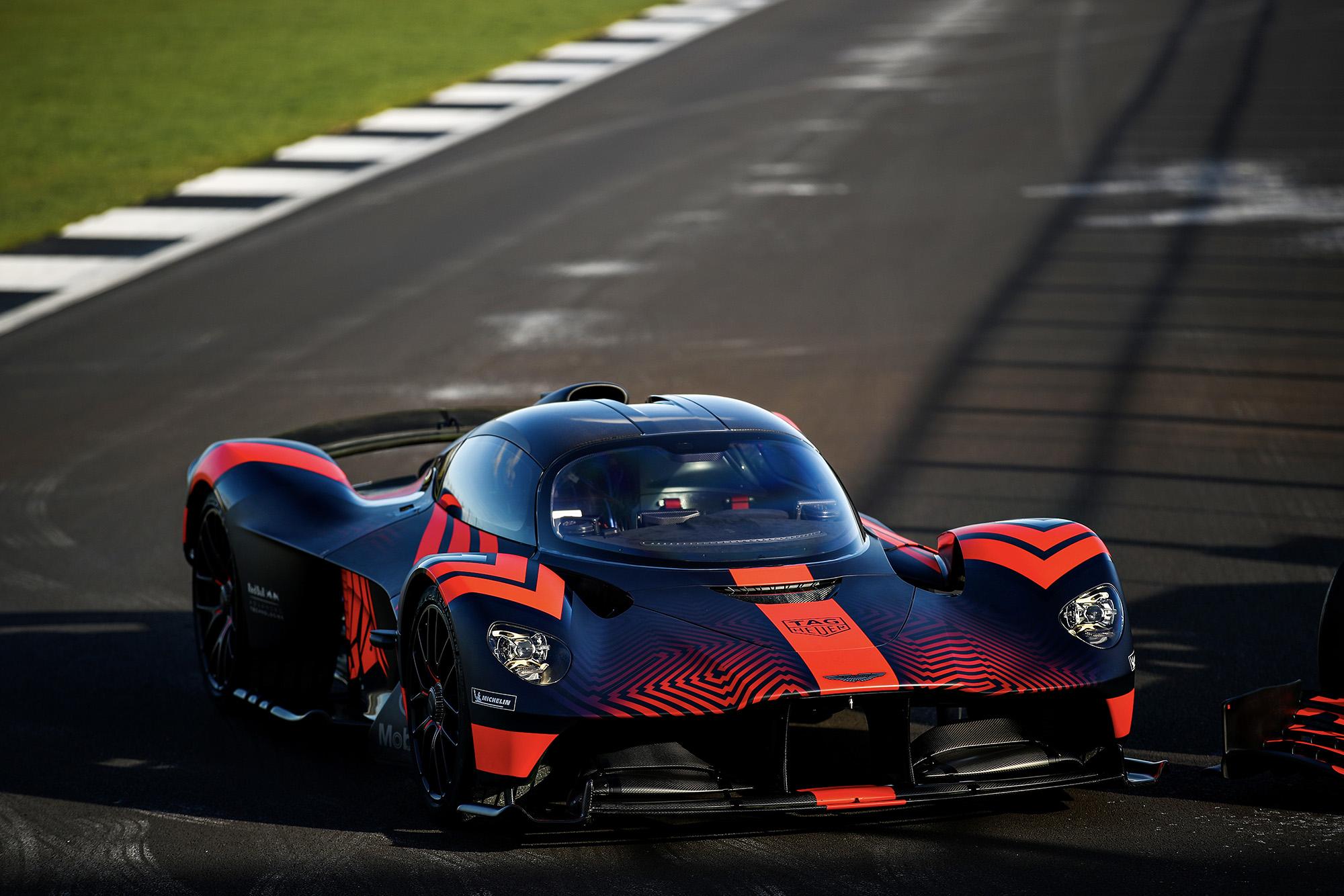 Aston Martin Valkyrie Le Mans Hypercar Put On Hold Motor Sport Magazine