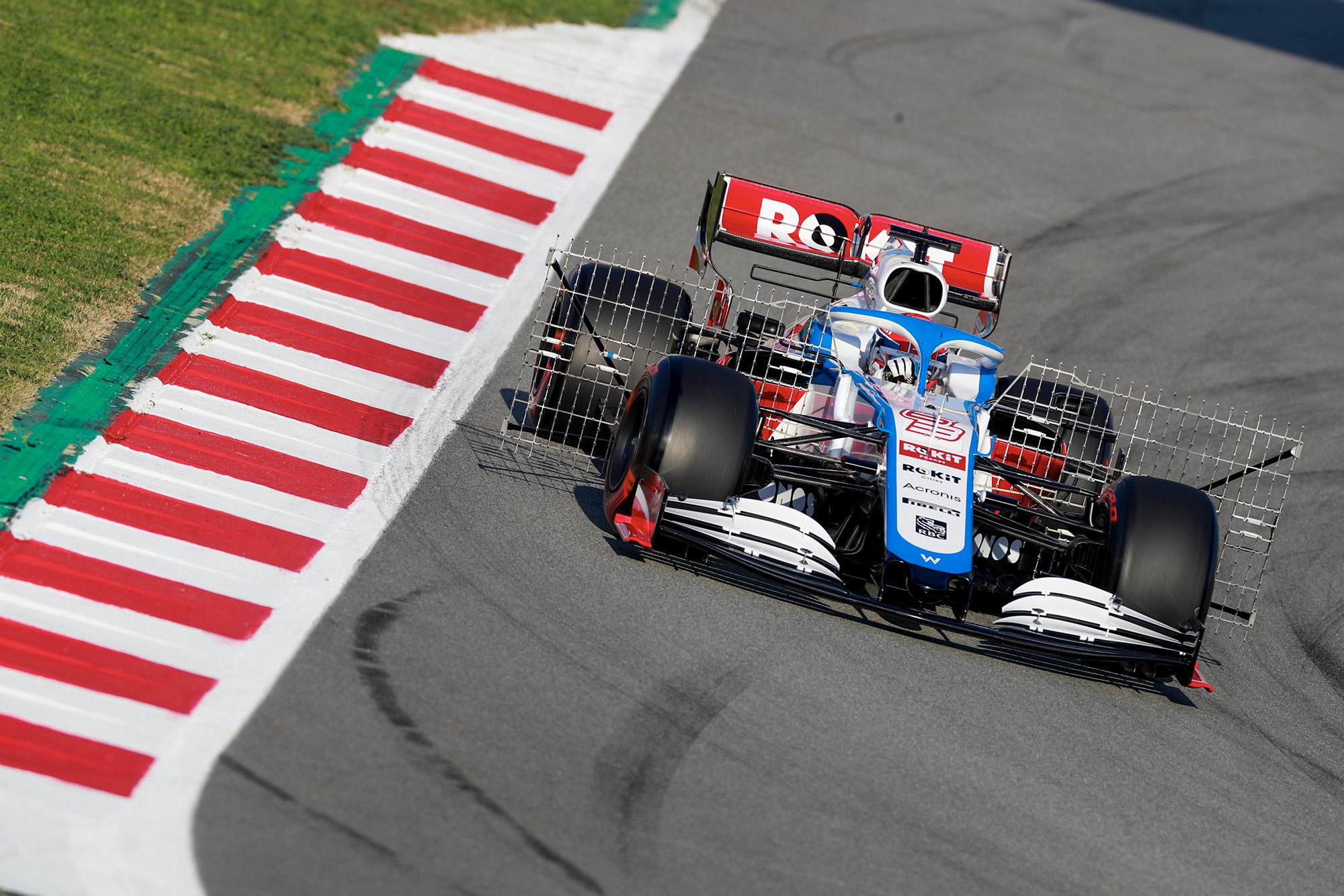Williams air pressure testing