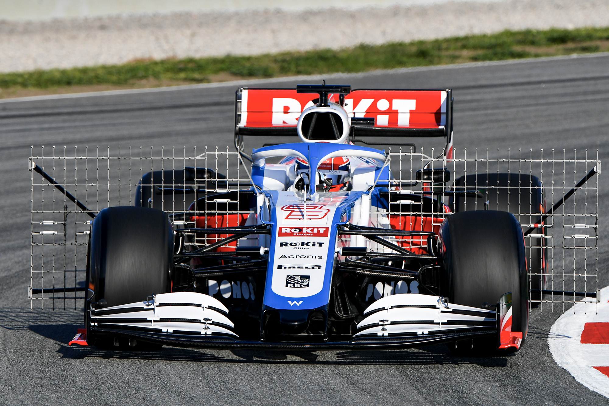 F1 testing: the hunt for speed