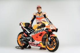 Marc Márquez extends Honda MotoGP contract to 2024