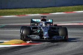 F1 testing: Lewis Hamilton's trick DAS steering explained