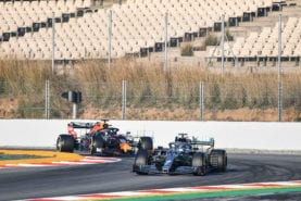 Midfield catching us, says Mercedes, as it reveals F1 test analysis secrets