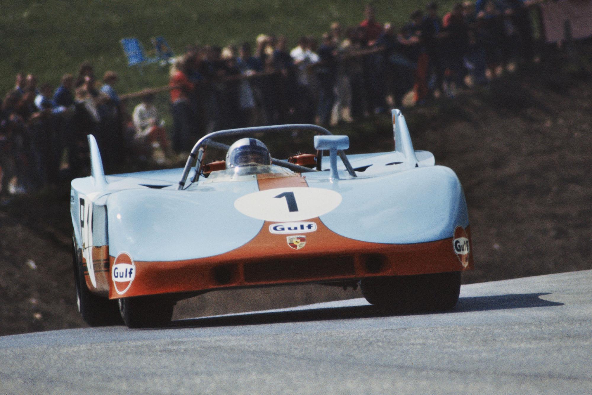 Porsche 908 Gulf