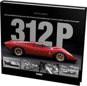 312P FERRARI book