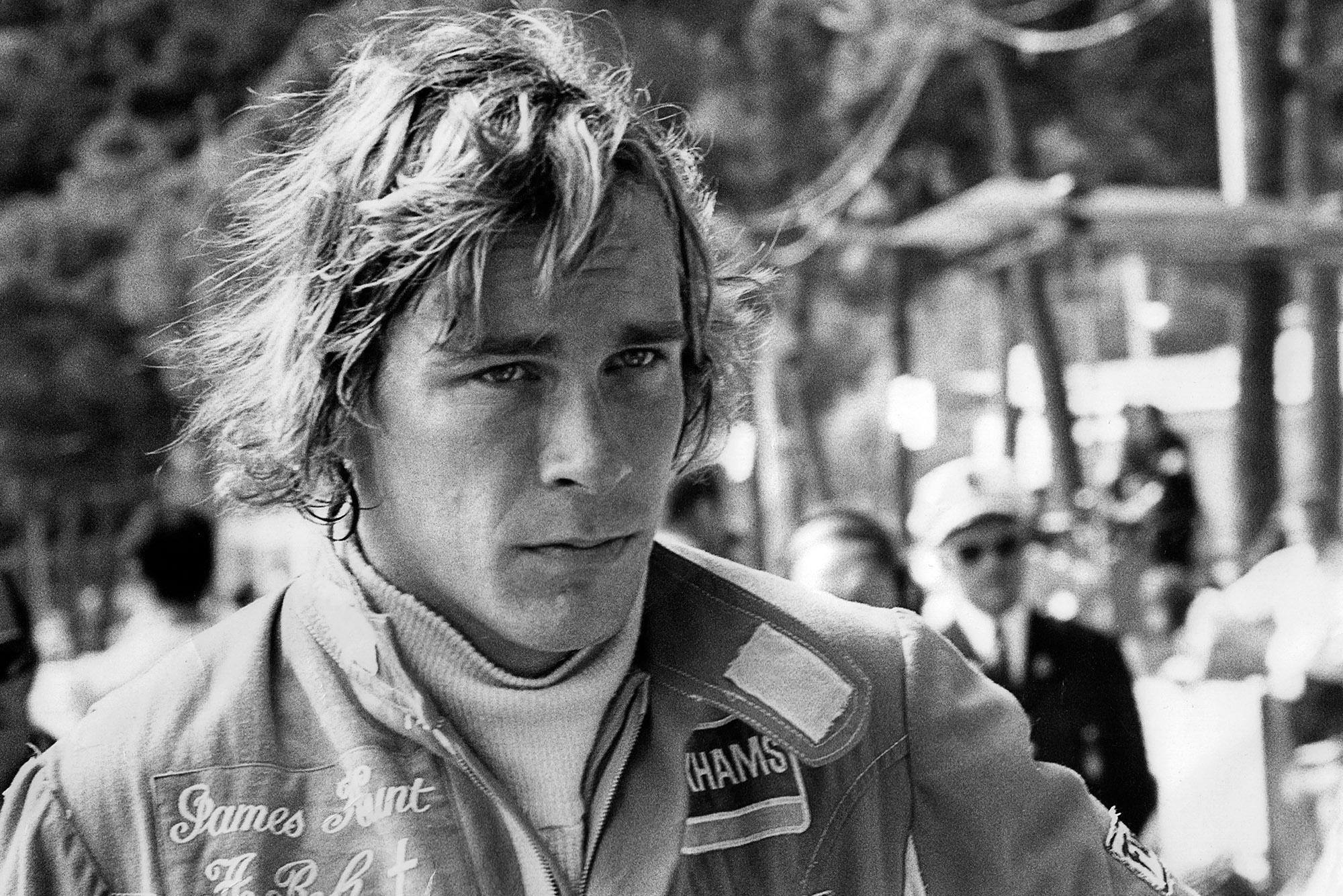 James Hunt, Grand Prix of Monaco, Monaco, 26 May 1974