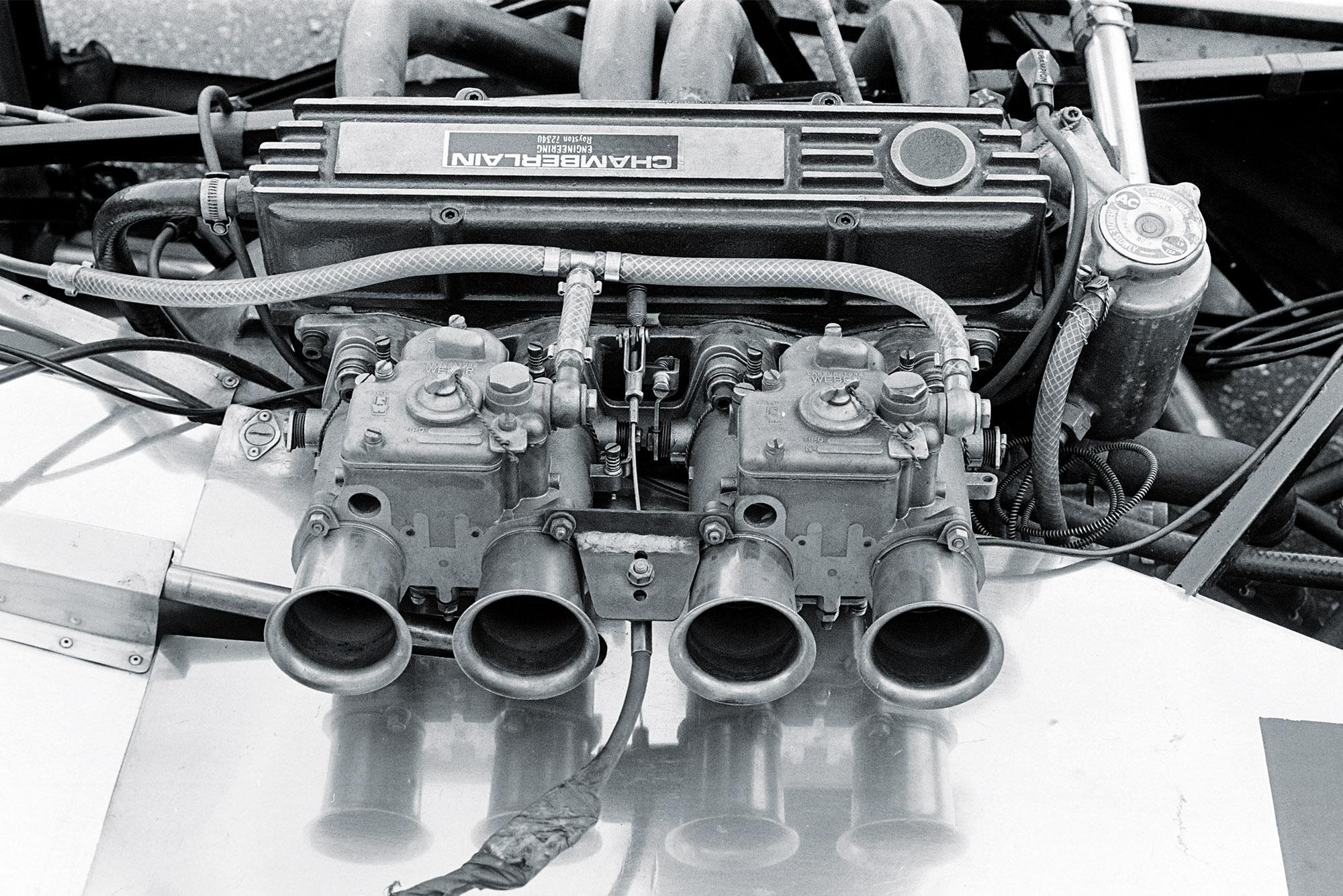 Chamerlain engine