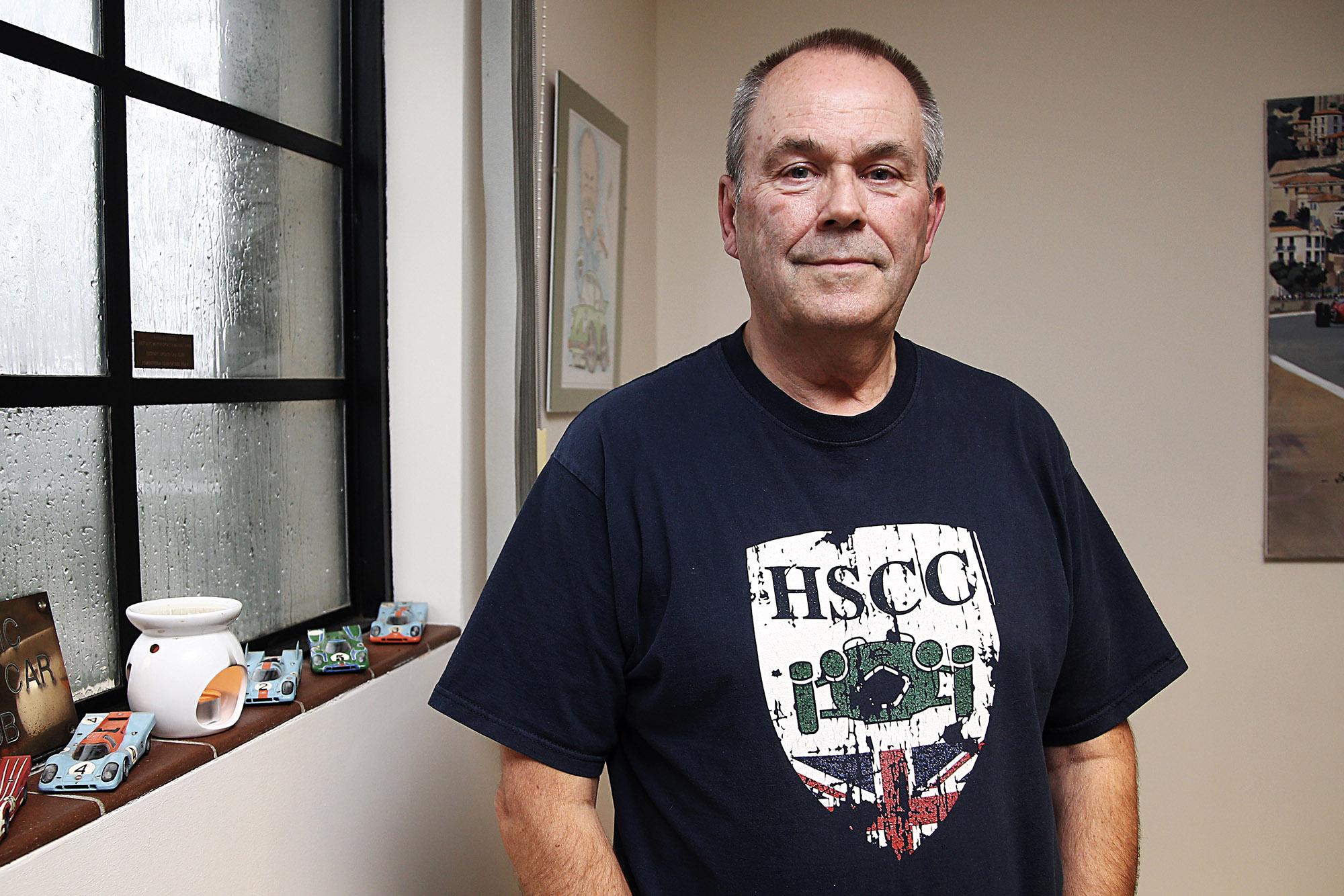 Andy Dee-Crowne HSCC president