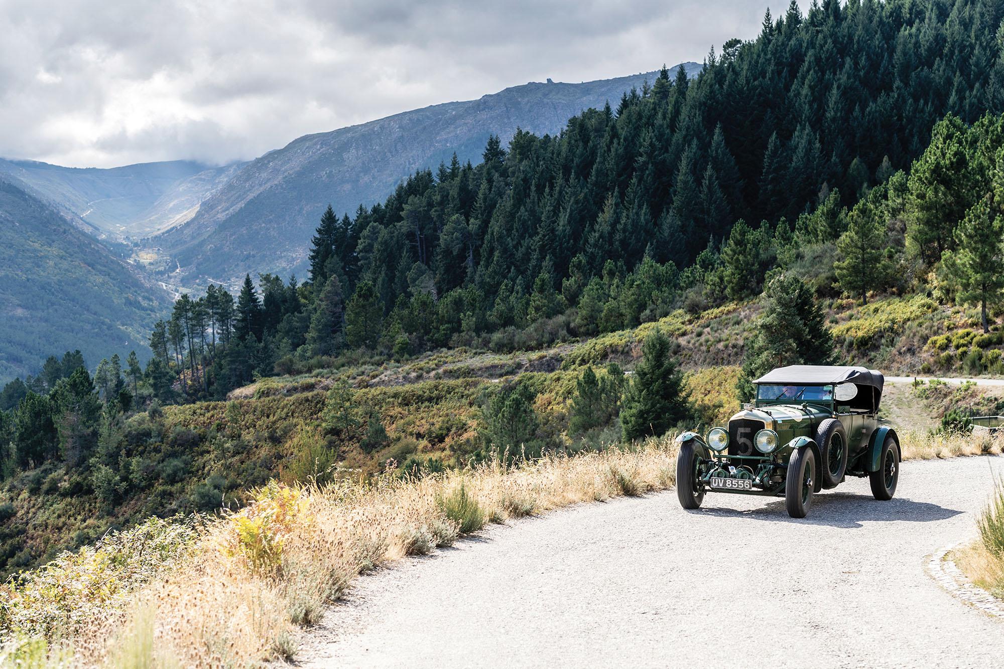 Rally the Globe Bentley mountains