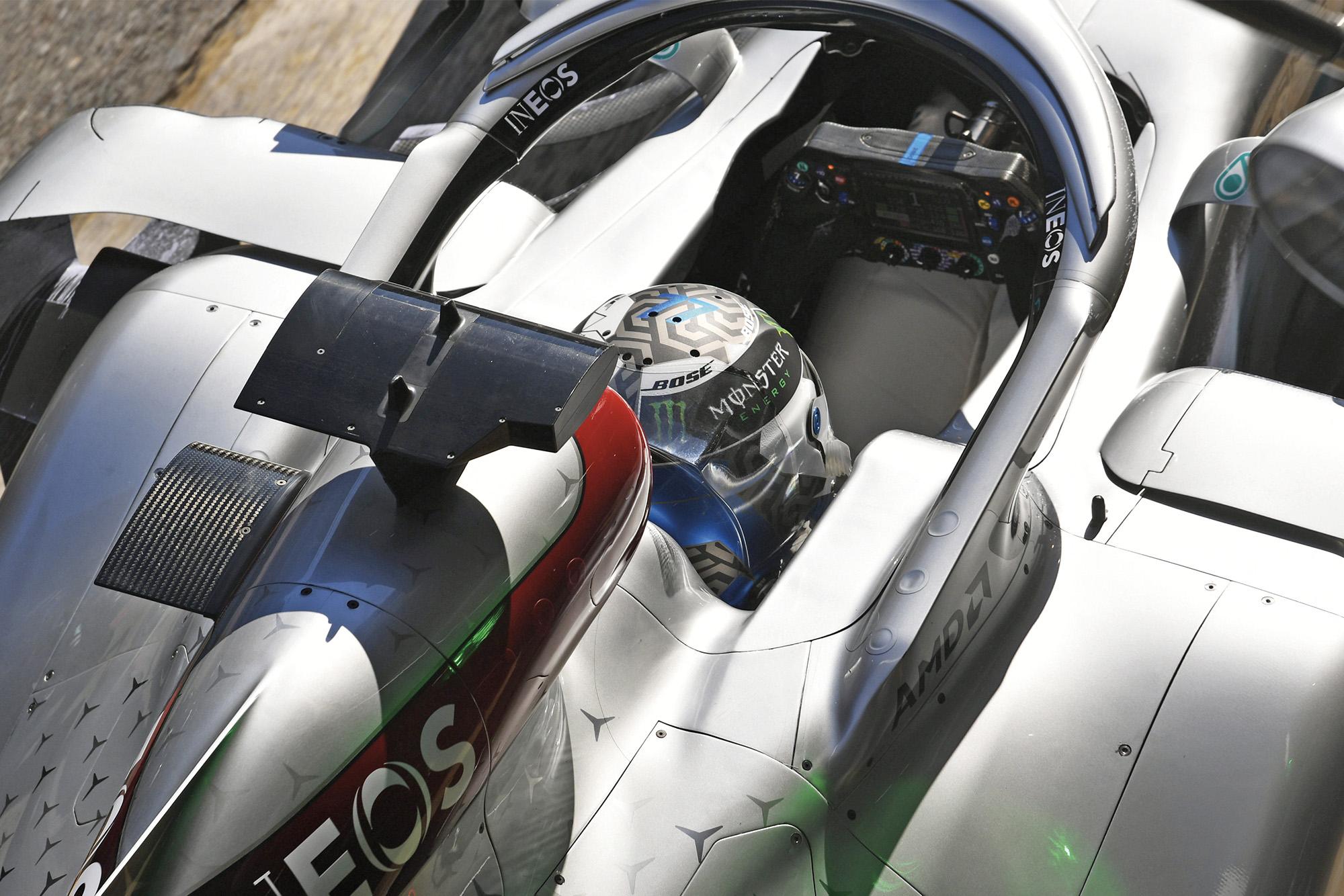Renault 2020 F1 car DAS