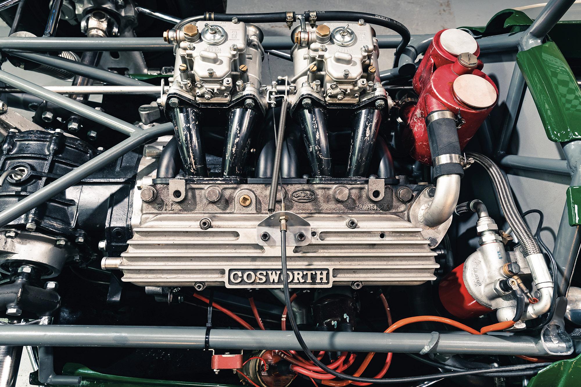 Lotus 22 engine