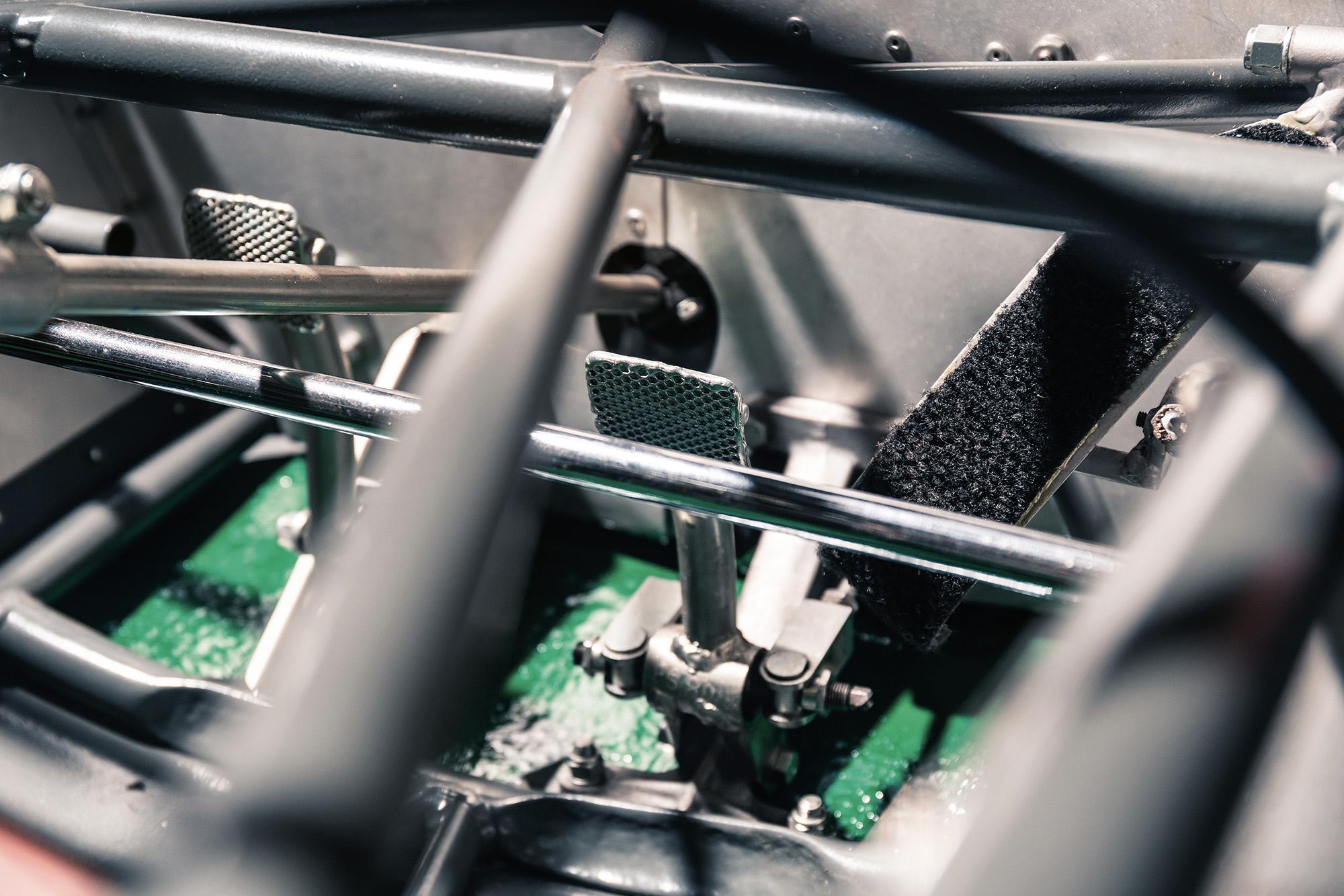 Lotus 22 pedals