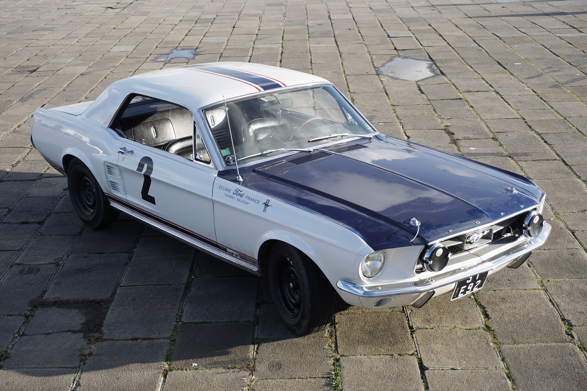 1967 FORD MUSTANG GT 390 COUPÉ GR 1