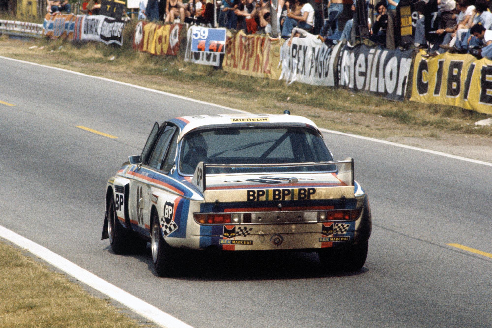 BMW 3.0 CSL 3.5 Le Mans