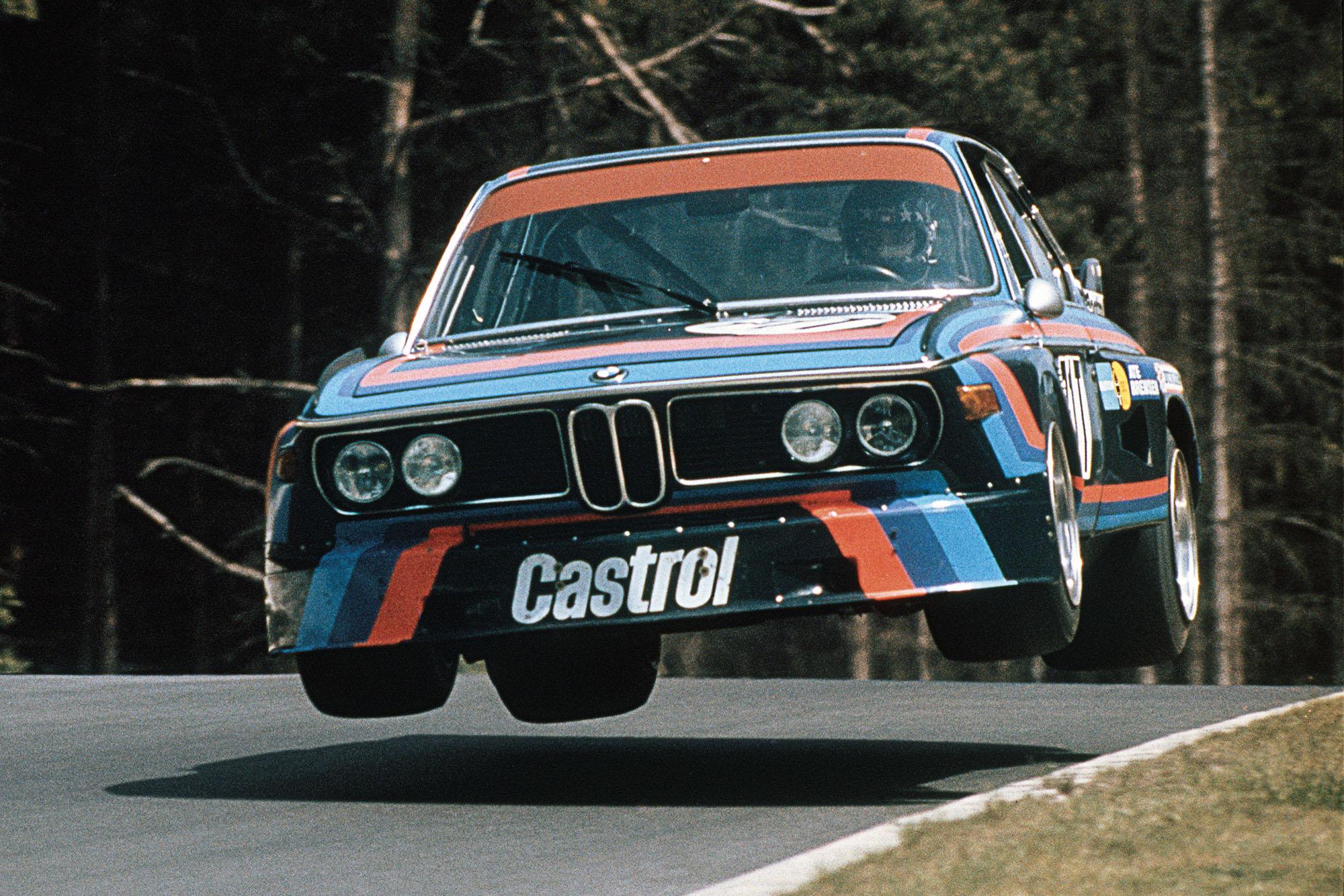 Hans-Joachim Stuck Jacky Ickx BMW 3.0 CSL