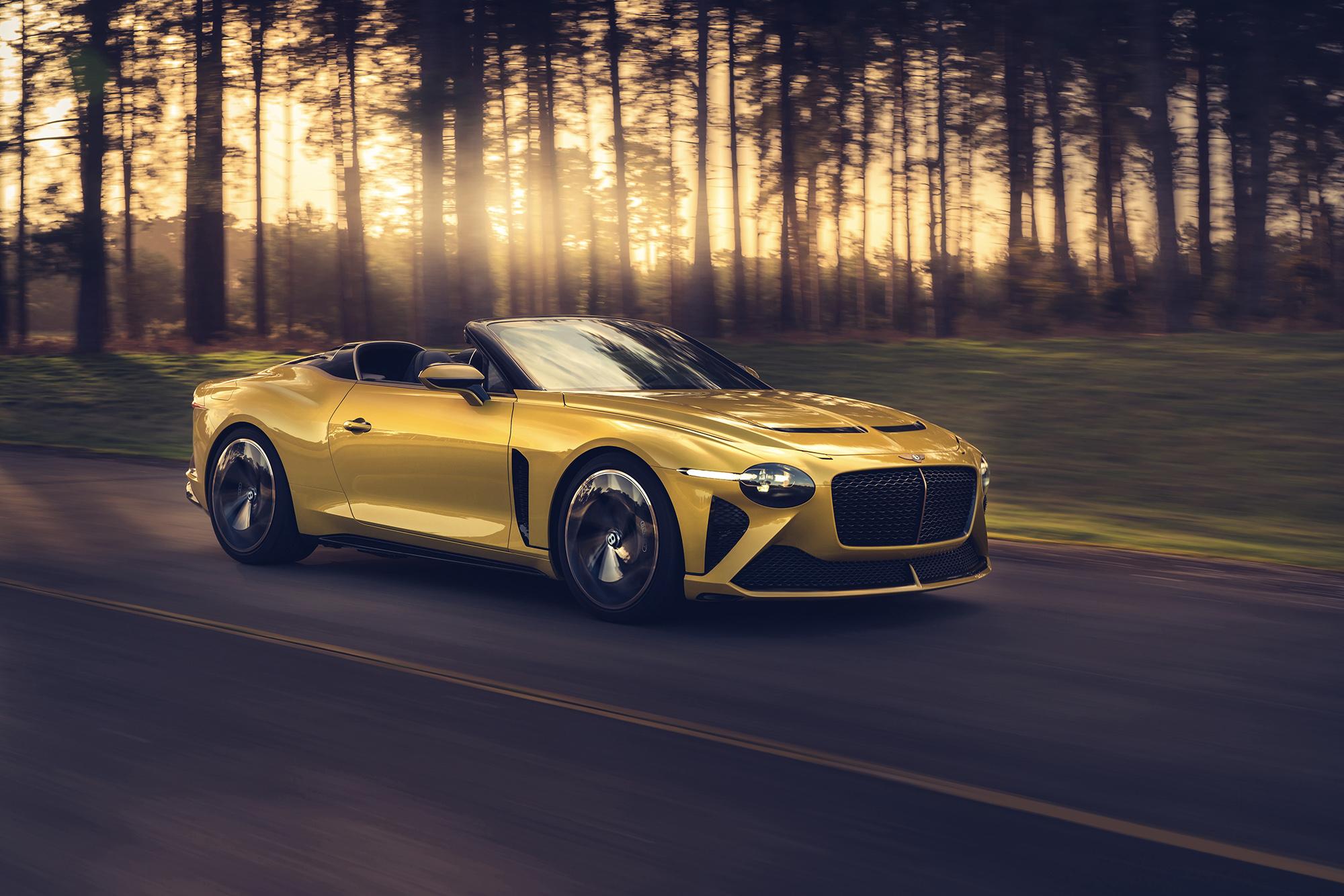 Bentley Bacalar ftq dynamic
