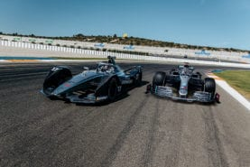 Mercedes F1 team to go carbon neutral by end of 2020 season