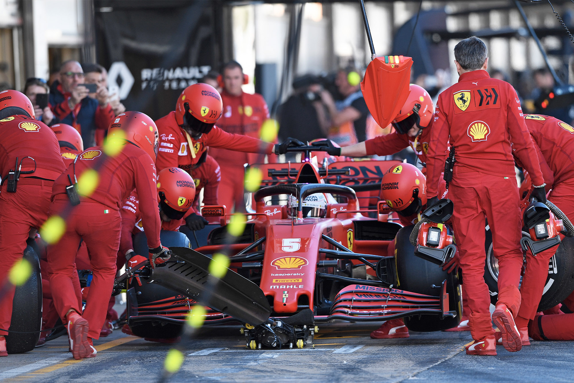 FIA 'not satisfied' with legality of Ferrari engine, but defends settlement