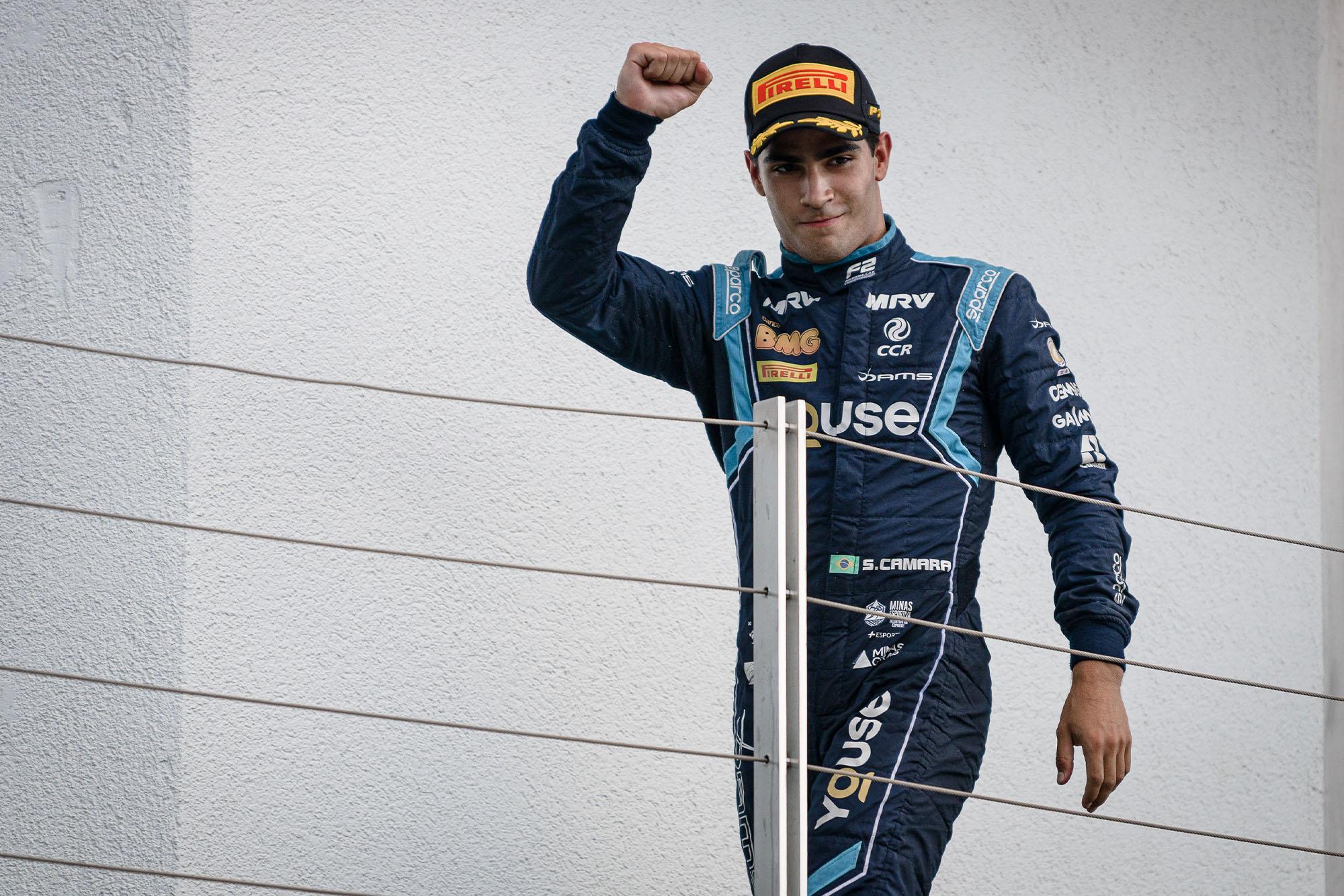 Sérgio Sette Câmara named Red Bull test and reserve driver for 2020
