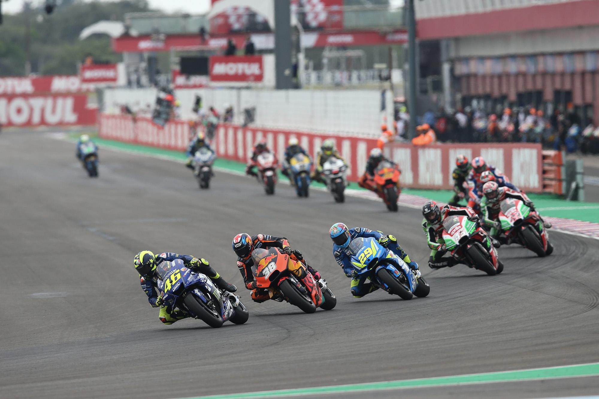 2018 MotoGP Argentina