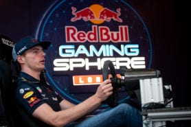 MPH: Racing has switched from the real to virtual world