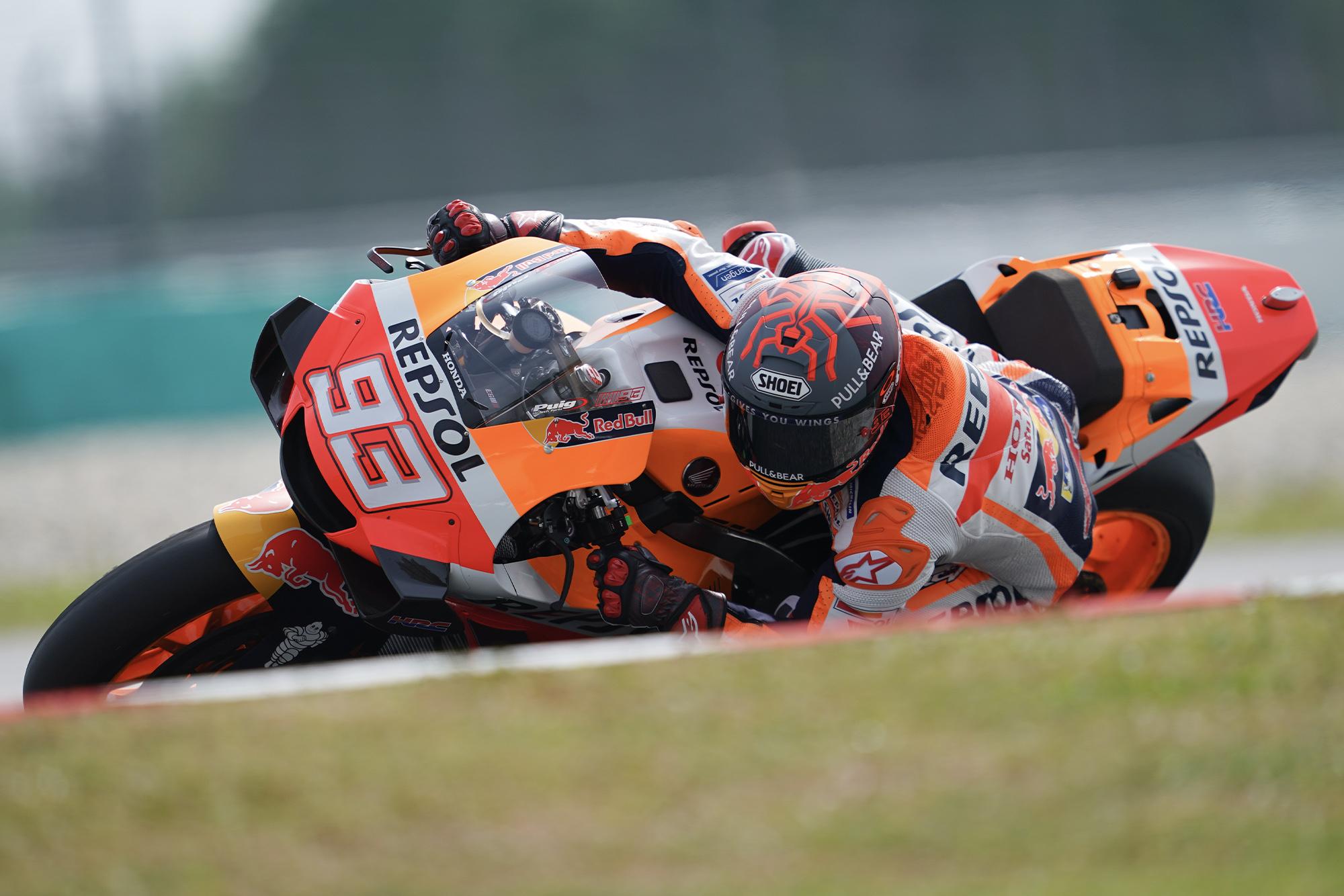 Why Márquez rules MotoGP's Triple M era