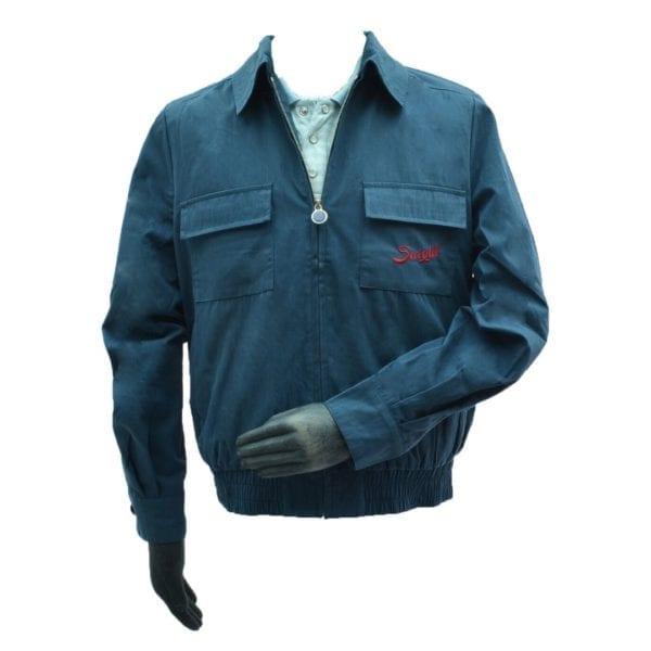 Suixtil Monaco Jacket in Blue