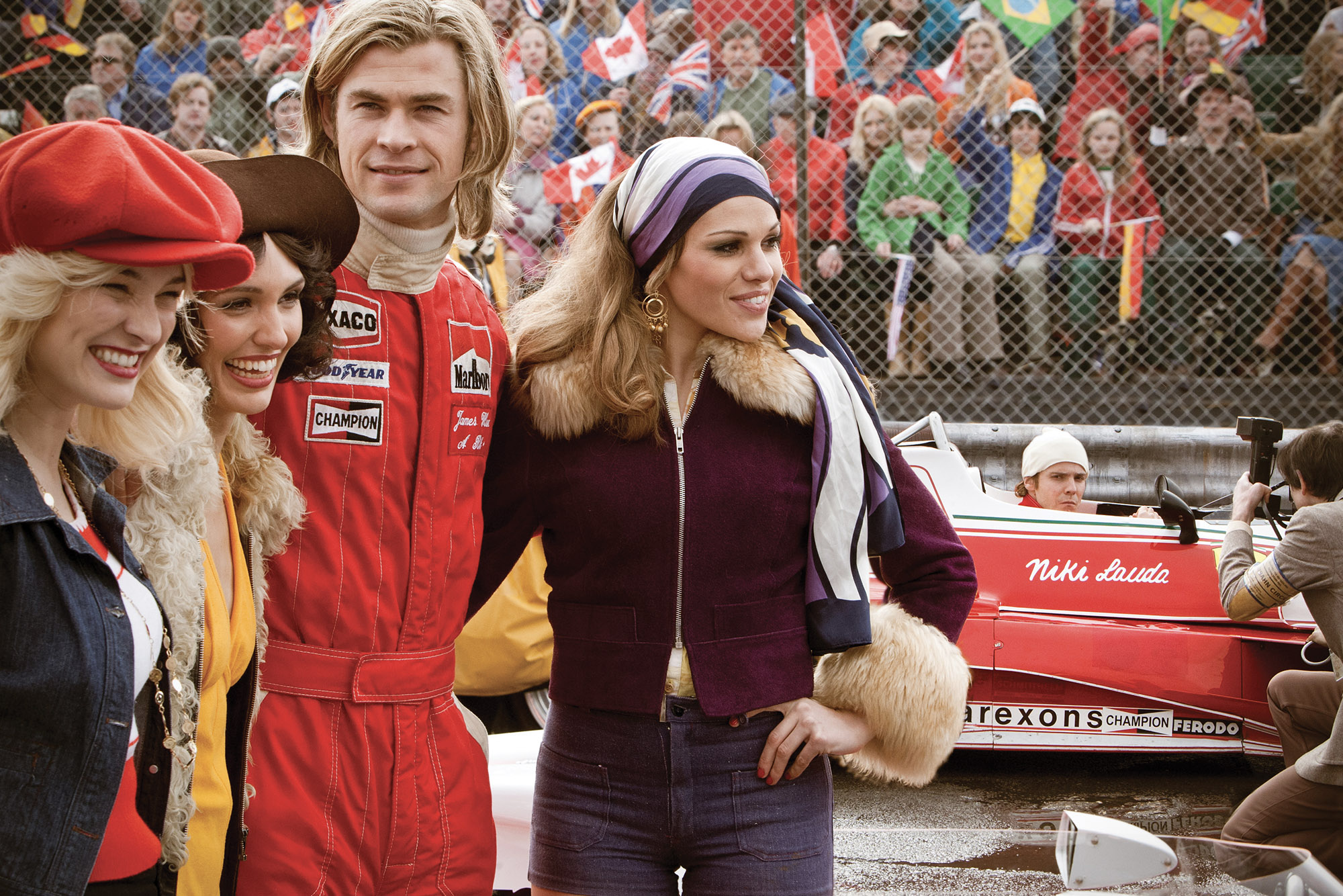 Rush official film image